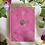 Thumbnail: Witch Goddess Book of Shadows - Pink