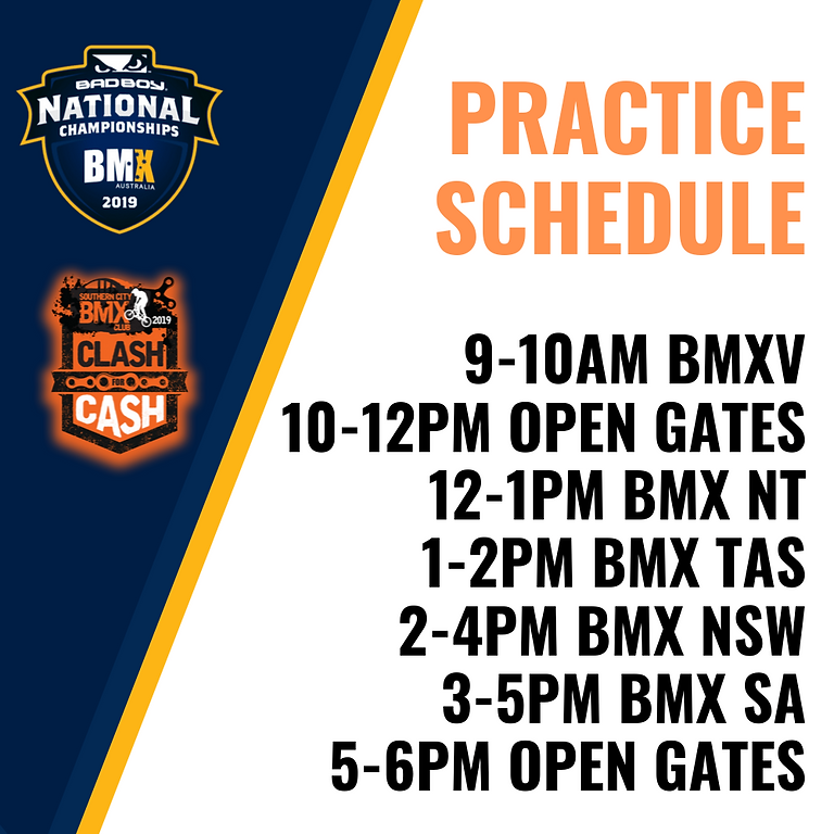 Round Six: Practise Sessions