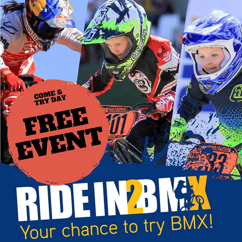 Ride In 2 BMX