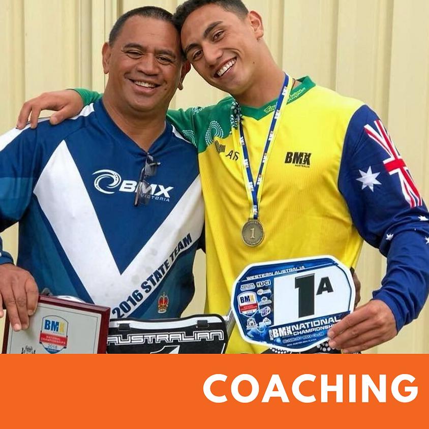 Coaching Session with Tehiko's