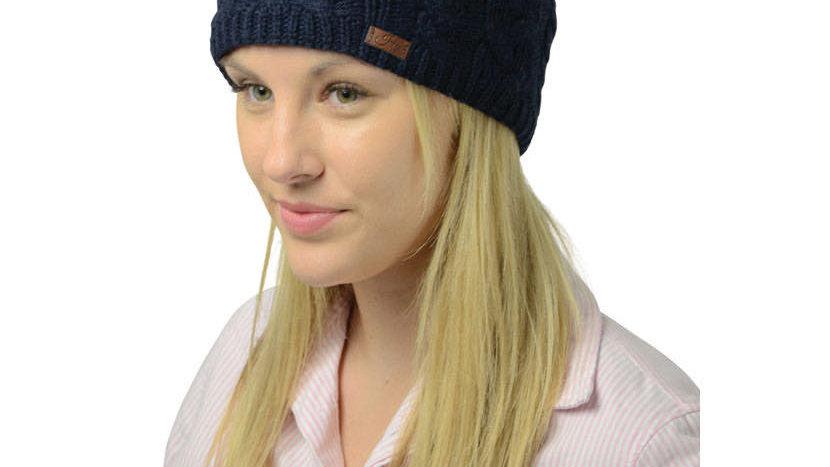 HyFASHION Meribel Cable Knit Headband