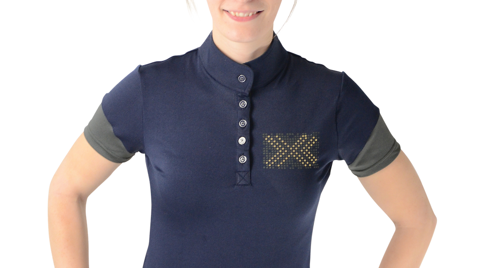 HyFASHION Edinburgh Sports Shirt