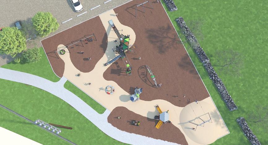 Overall Playground Plan