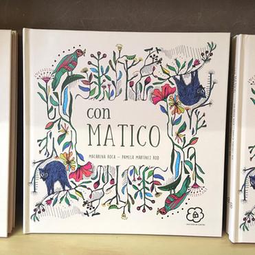 Con Matico. Álbum infantil