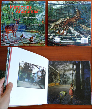 Memorias Anónimas. Libro de fotografías Pamela Martínez Rod.