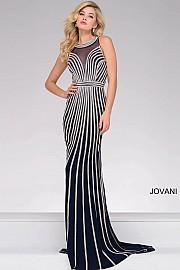 jovani 41348  navy