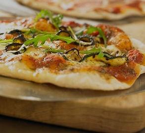 Pizza estilo Margarita | Weber