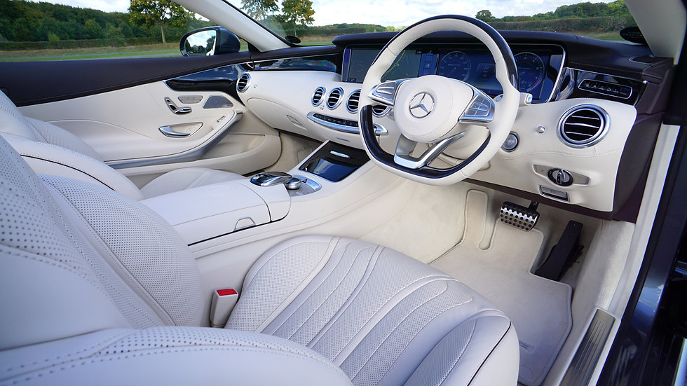 Geaux Extreme Interior Detail  *Deposit For Service*