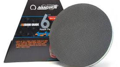 "6"" Nano Skin Clay Pad - medium"