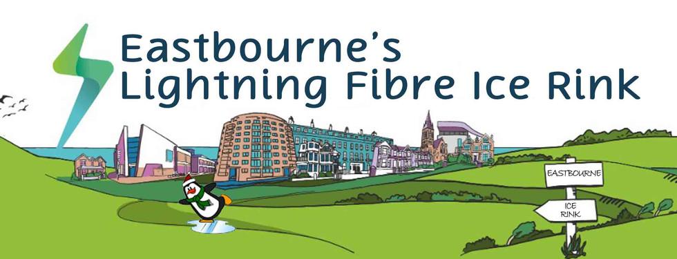 Eastbourne's Lightning Fibre Ice Rink