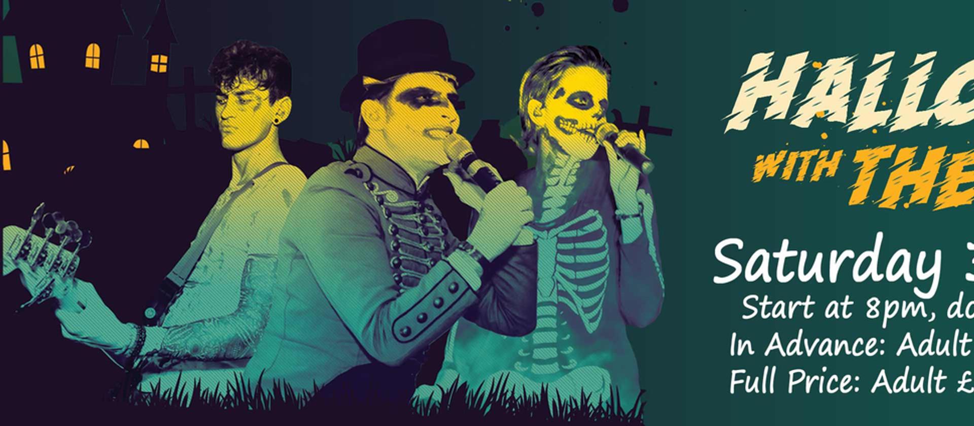 Halloween At Eastbourne Bandstand