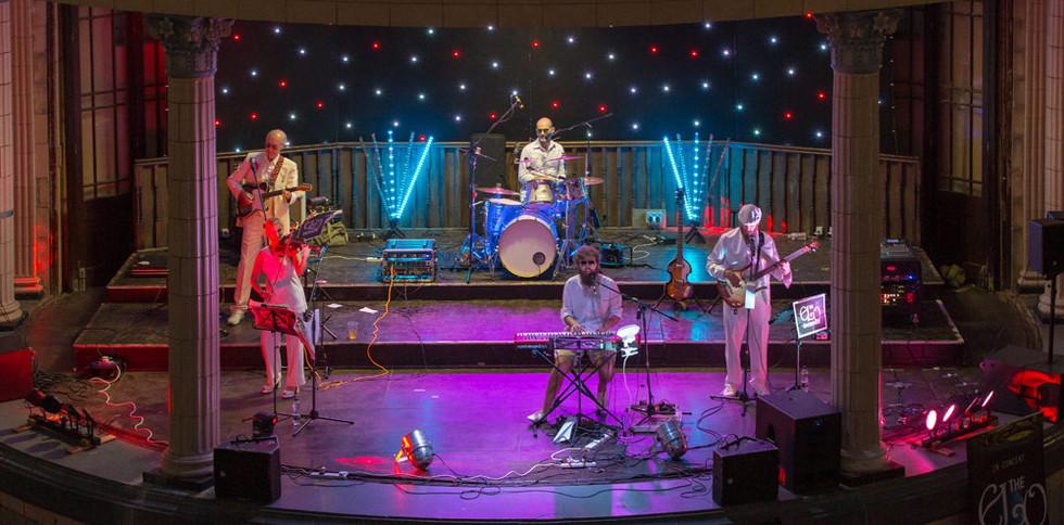 ELO Encounter at Eastbourne Bandstand