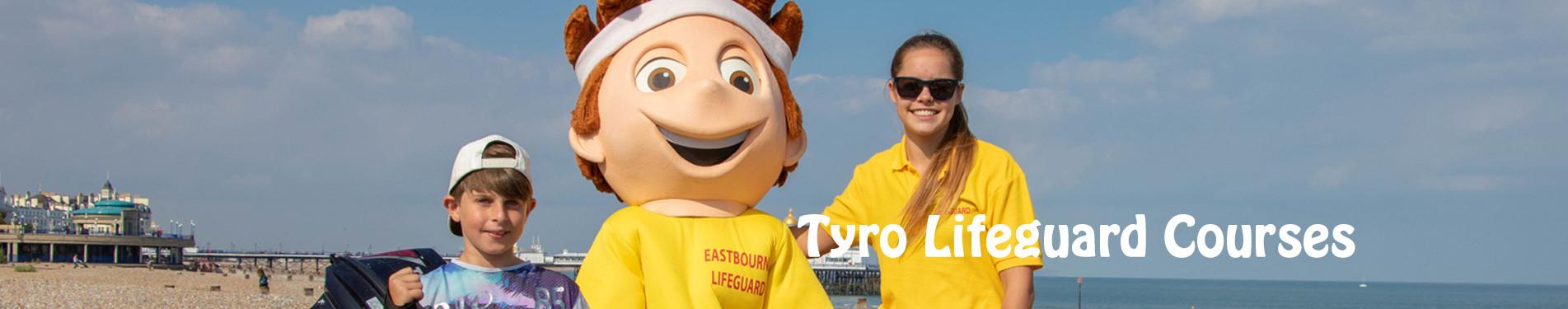 Tyro Lifeguard Courses