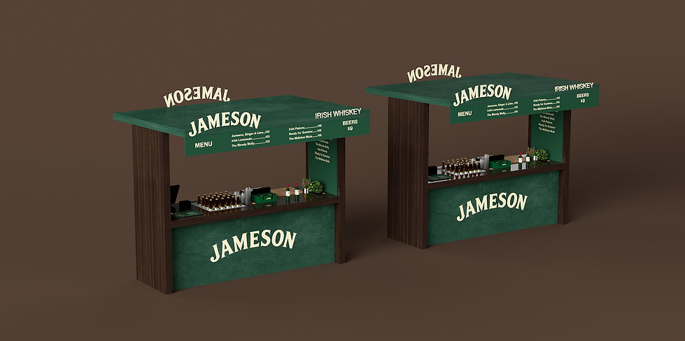 Jameson-Whiskey-Bar-Design-Jacksonville-