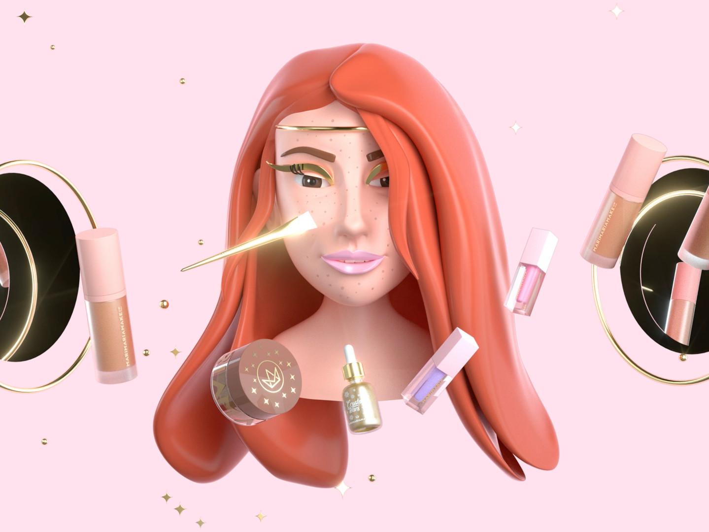 Mari Maria Makeup