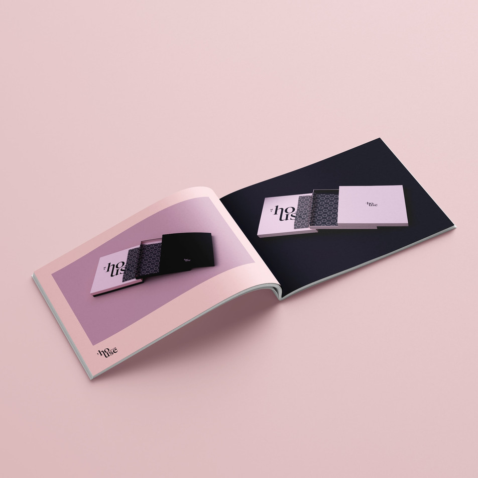 My House Atelier Booklet by 2xr Design-m