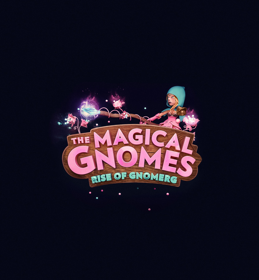 Magical Gnomes by Ricky Loures 2xr Desig