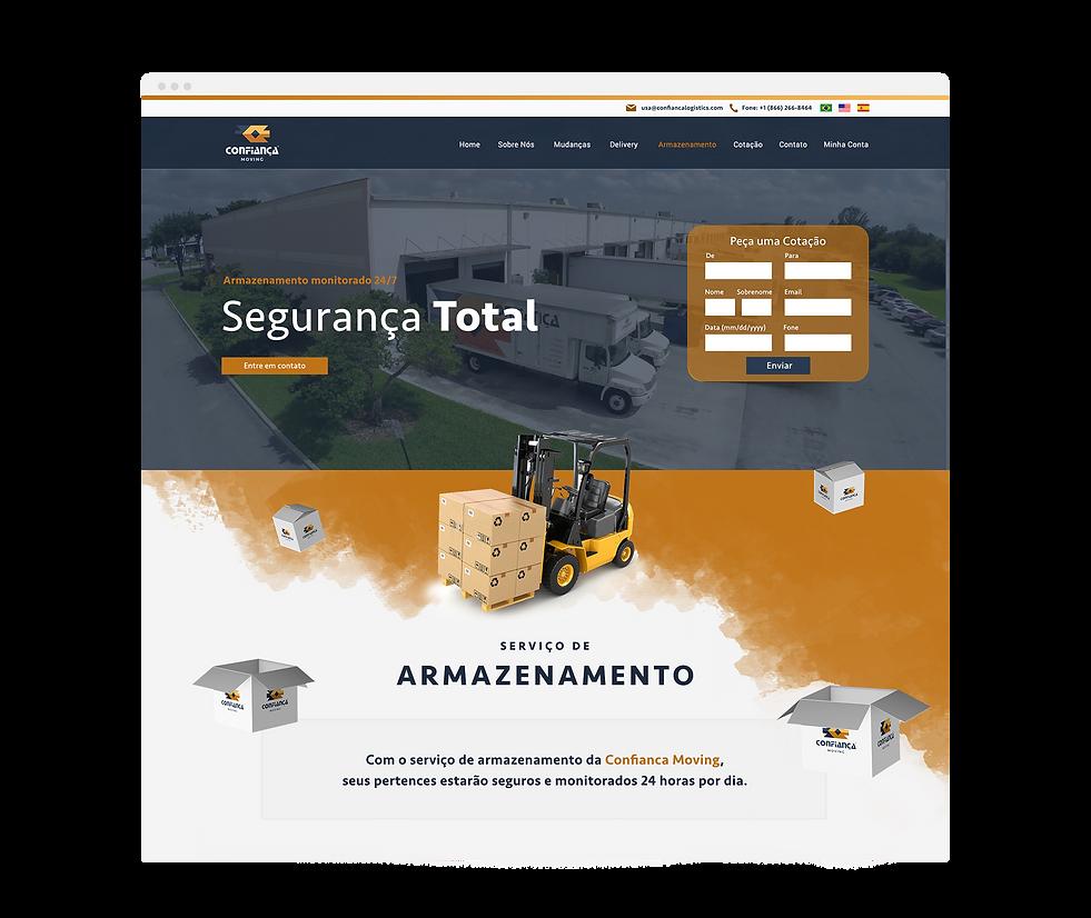 Confianca Website.png