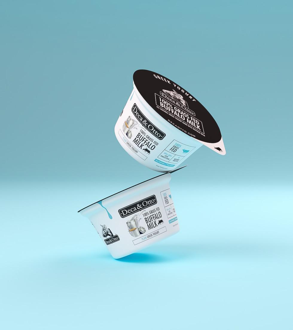 Deca Otto Plain Yogurt Design by 2xr-min