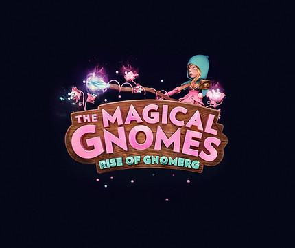 Logo design for the Magical Gnomes