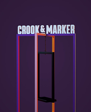 Crook and Marker Swing Design by 2xr Design Miami
