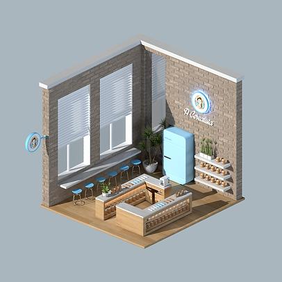 A-Cerealista_Booth-Washed-Blue-2xr-Design-Ricky-Rocha-Loures-Henrique-Saldanha-Exhibition-Booth-Kiosk-Design