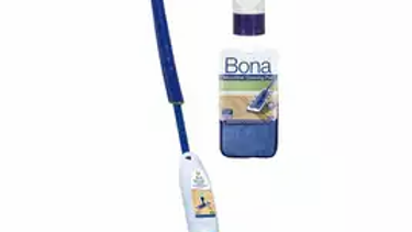 Bona wood floor spray kit