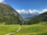 Campervan Swiss Alps