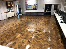 School Floor Sanding & Restoration