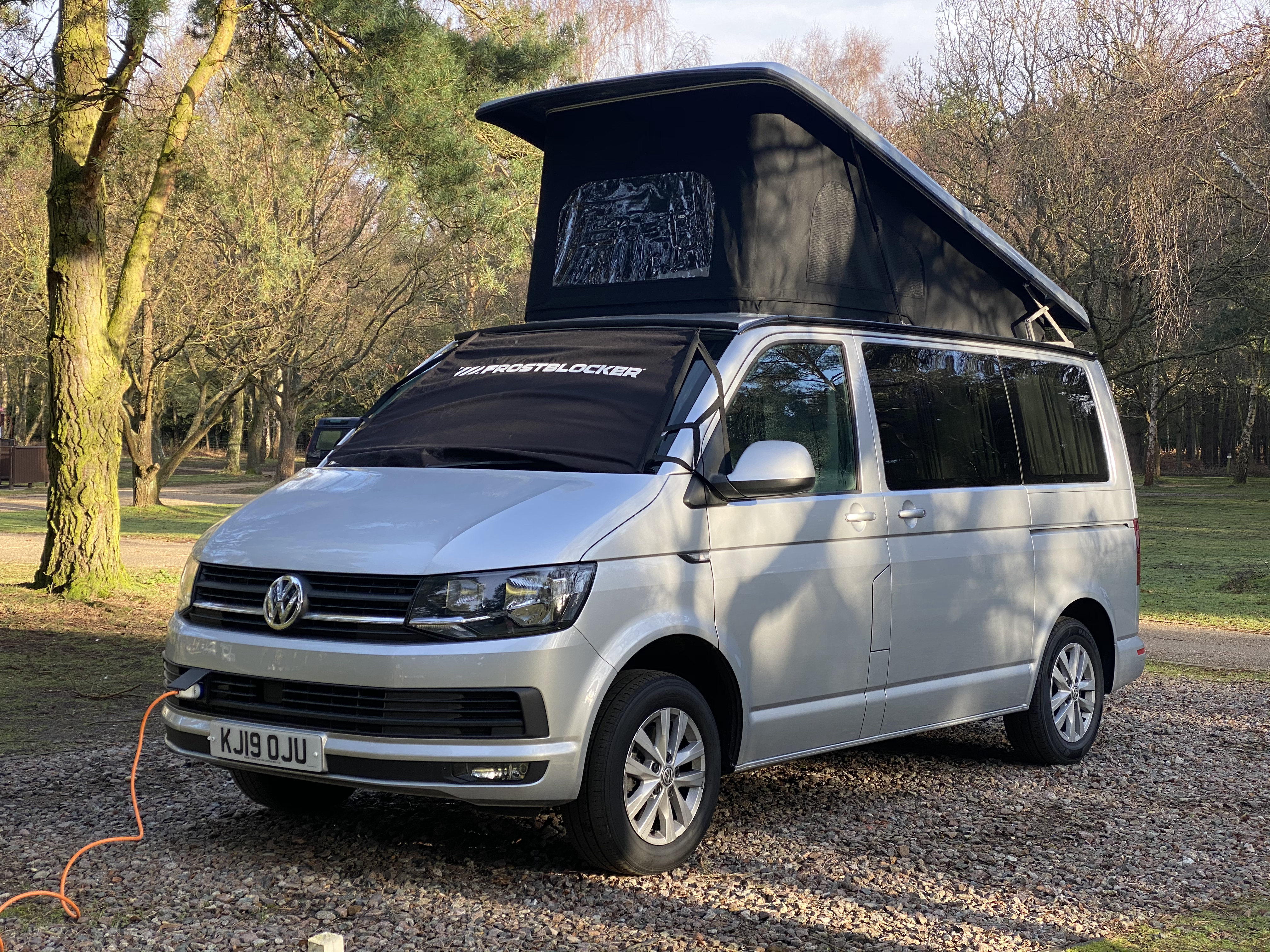 Kent VW Campervan Hire Kent