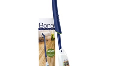 Bona oiled floor spray cleaning kit