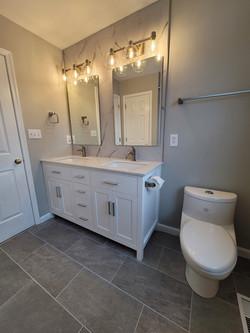 WHOLE BATHROOM RENOVATION