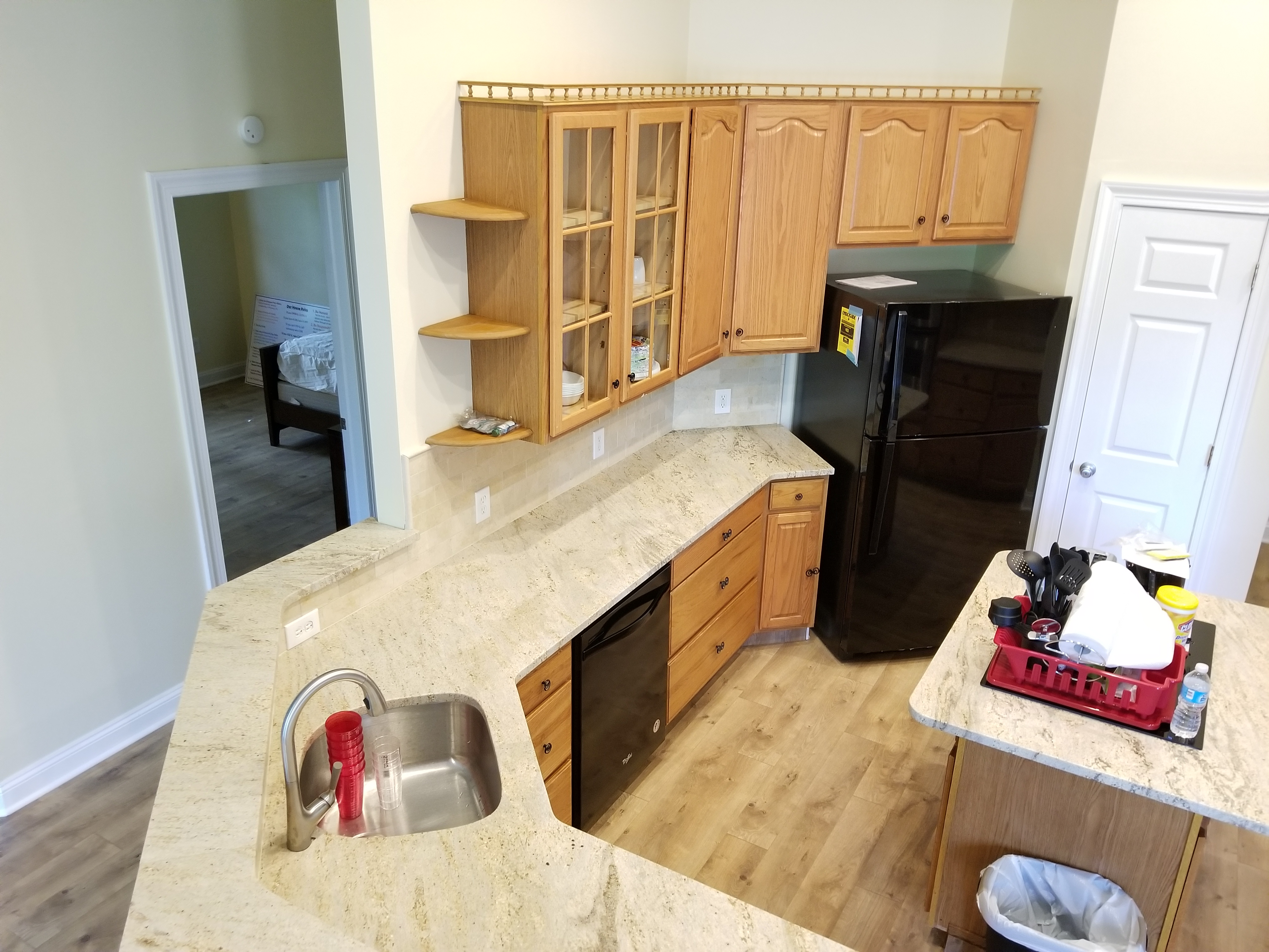 GROUP HOME - KITCHEN