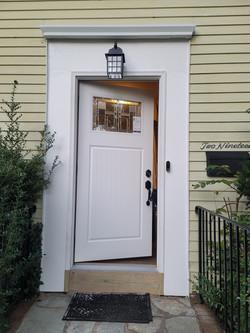 FRONT DOOR & TRIM