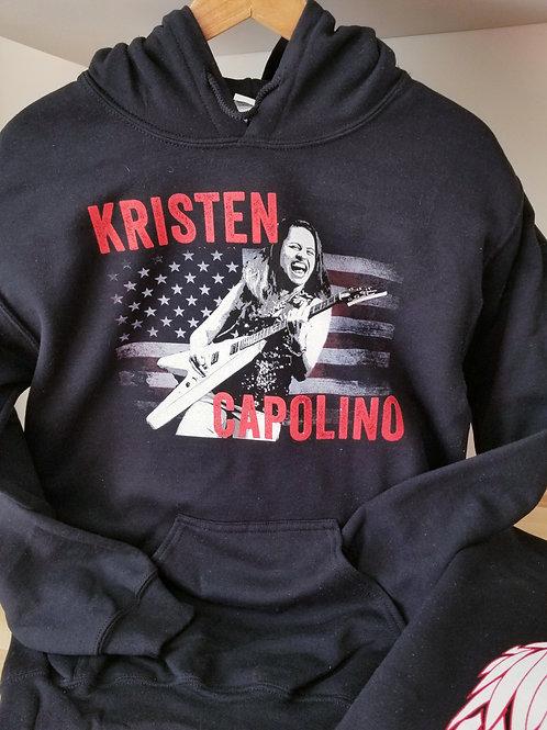 Kristen Capolino Live Hoodies