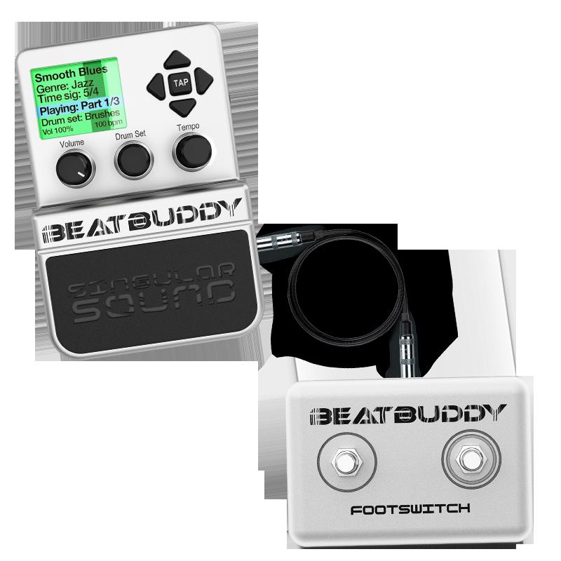 BeatBuddy Rhythm Pedals
