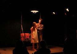 Act 1:Harper lies to calm Young Joan