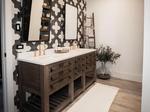 The Ranch: Guest Bath Transformation