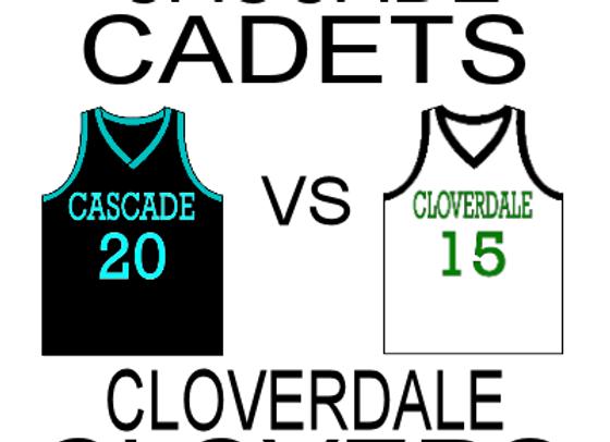 1/15/16 Cascade vs Cloverdale - BBB