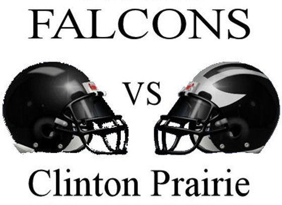 Wk1 Frontier Falcons vs Clinton Prairie Gophers