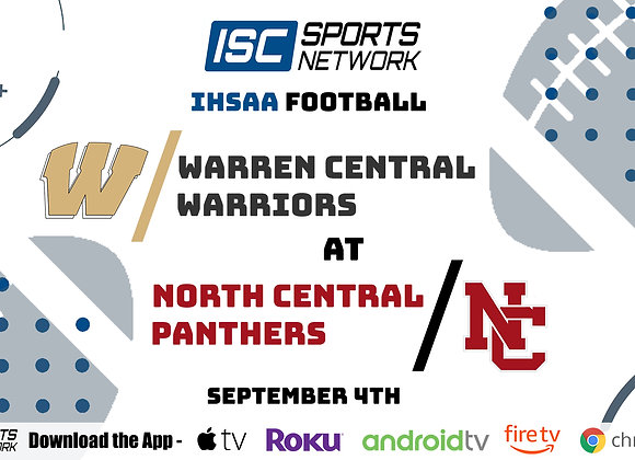 9/4/2020 Warren Central at North Central
