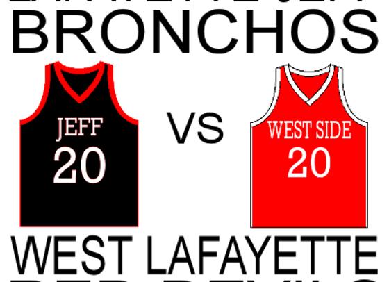 11/21/15 Lafayette Jeff vs West Lafayette GBB