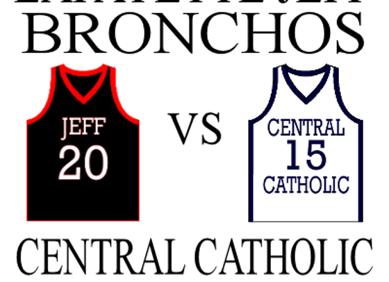 2/3 Lafayette Jeff vs Central Catholic - GBBall