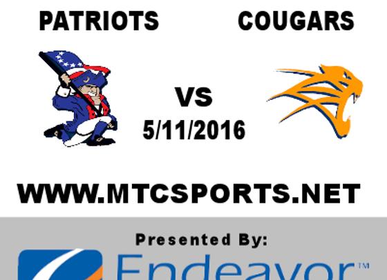 5/11/16 Owen Valley vs North Putnam