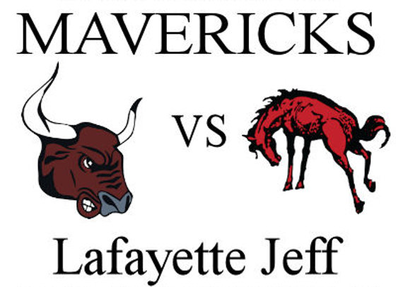9/4/14 - McCutcheon Mavericks vs Lafayette Jeff