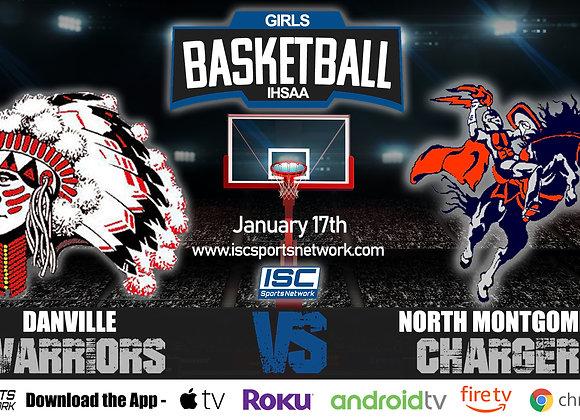 1/17/20 Danville at North Montgomery