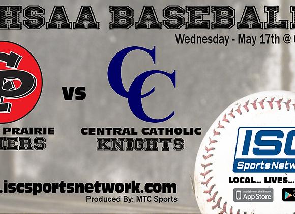 5/17/17 CP at #1 LCC - IHSAA Baseball