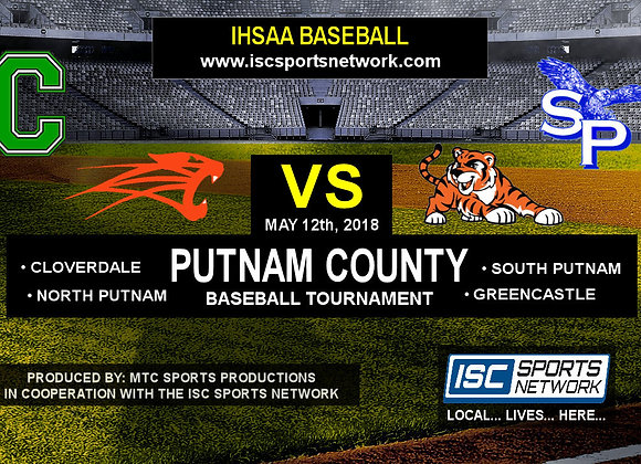 5/12/18 North Putnam vs Greencastle - Baseball