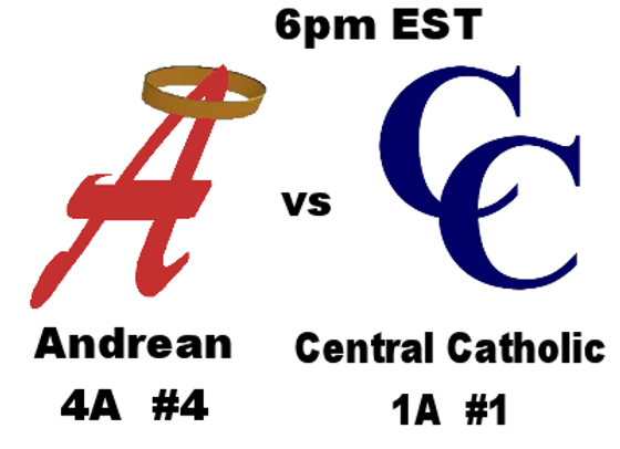 5/6/16 Central Catholic vs Andrean