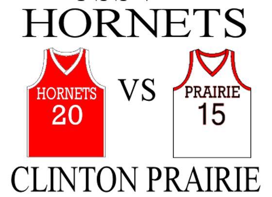 2/11 Rossville vs Clinton Prairie - BBall